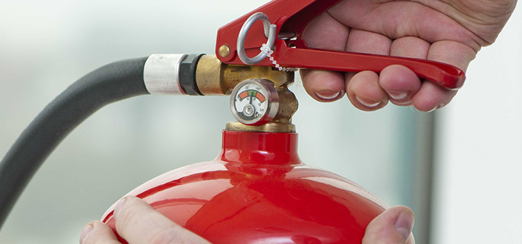 Fire Warden Training with Fire Extinguisher Demonstration delivered directly in your workplace anywhere across North Wales