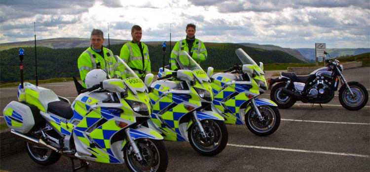 North Wales BikeSafe