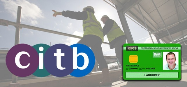 What is the CITB CSCS Labourers Card