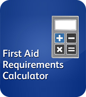 First Aid Training requirements calculator North Wales